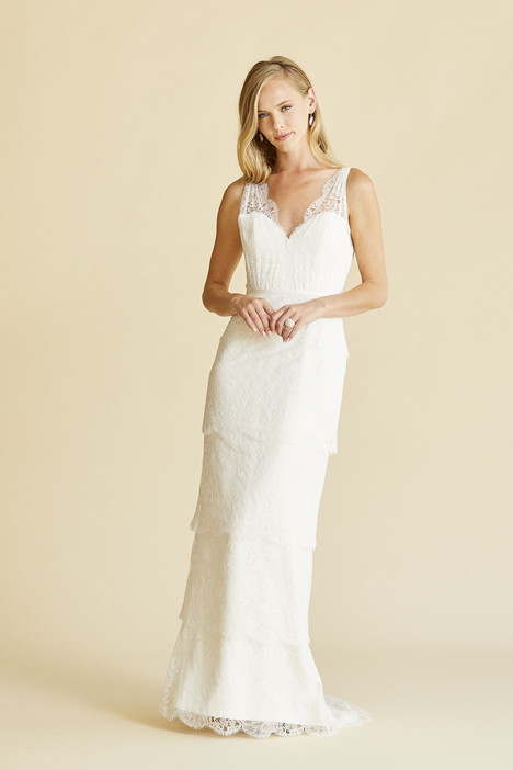 Frankie Wedding                                          dress by Amy Kuschel