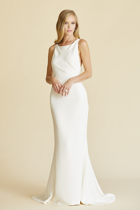 Jamie Wedding                                          dress by Amy Kuschel