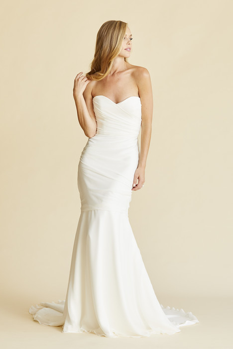 Phoebe Wedding                                          dress by Amy Kuschel