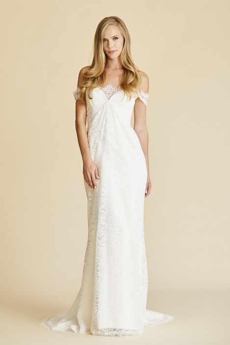 Sofie Wedding                                          dress by Amy Kuschel