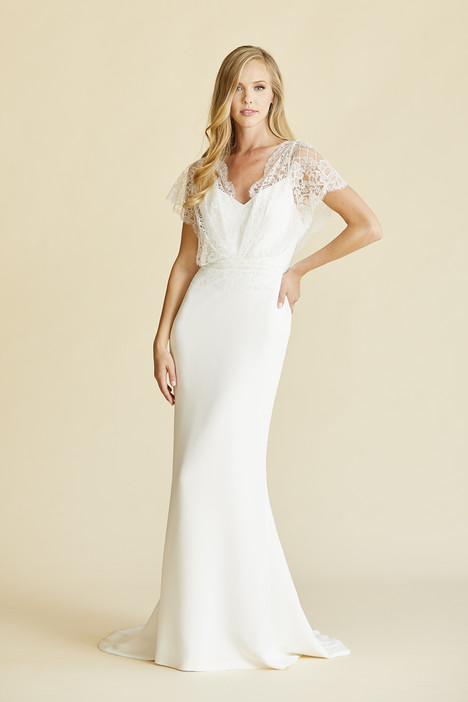 Songbird Wedding                                          dress by Amy Kuschel
