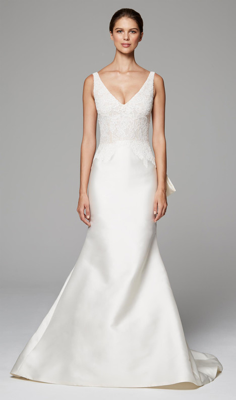 Celine Wedding                                          dress by Anne Barge