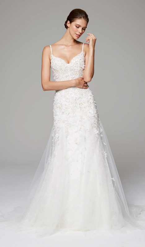Gwendolyn Wedding                                          dress by Anne Barge