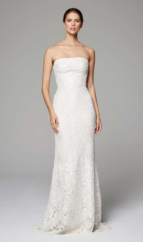 Philippa Wedding                                          dress by Anne Barge