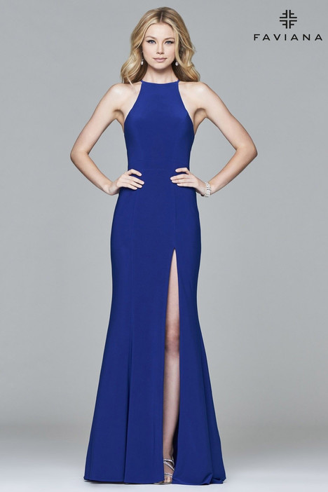7976 Prom dress by Faviana Prom
