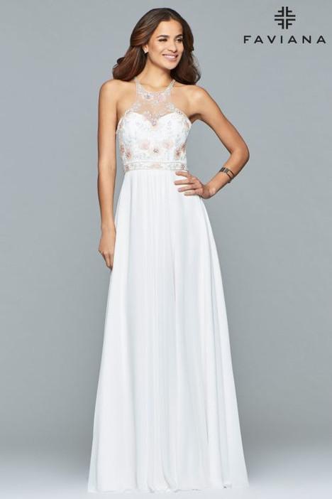 10043 Prom dress by Faviana Prom