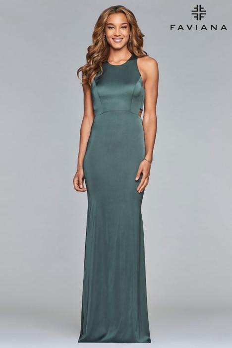 S10011 Prom dress by Faviana Prom