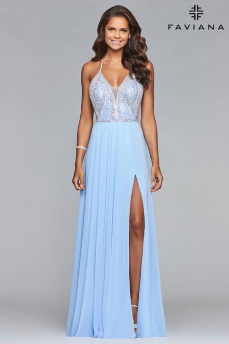 S10041 Prom dress by Faviana Prom