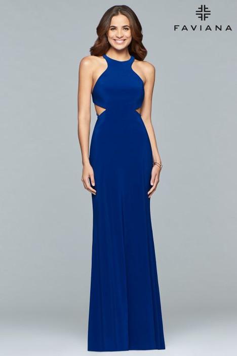 S10057 Prom                                             dress by Faviana Prom
