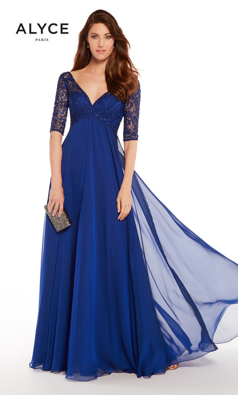 27269 (Sapphire) gown from the 2018 Alyce Paris: JDL Collection collection, as seen on dressfinder.ca