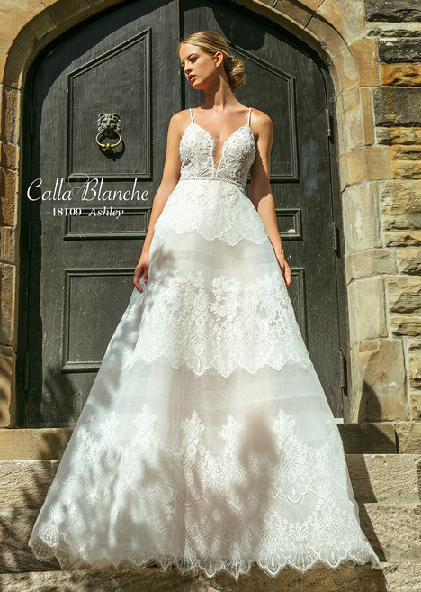 Ashley (18109) Wedding                                          dress by Calla Blanche