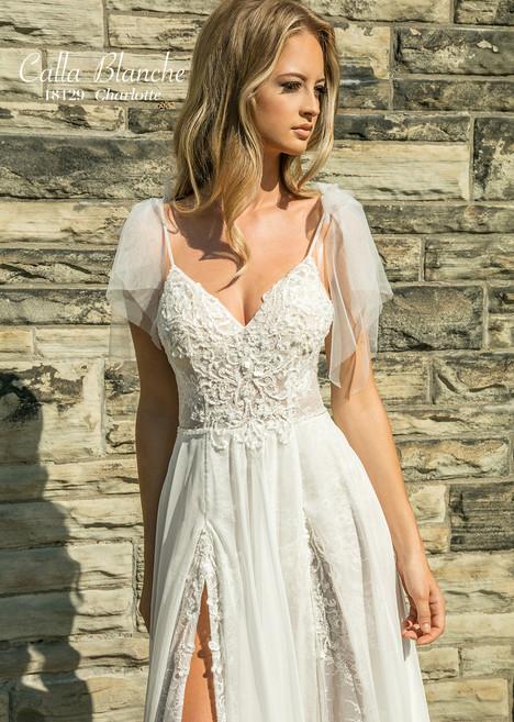 Charlotte (18129) (2) Wedding                                          dress by Calla Blanche