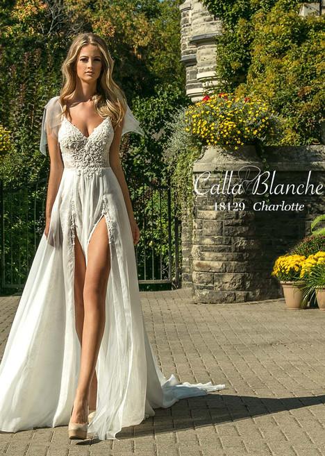 Charlotte (18129) Wedding                                          dress by Calla Blanche