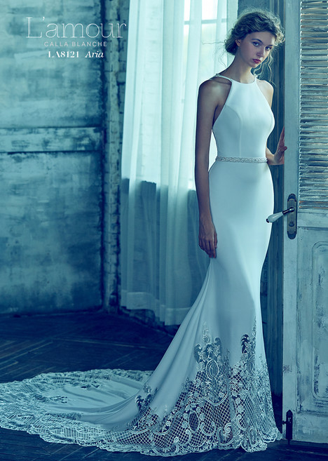 Aria (LA8121) Wedding                                          dress by L'Amour by Calla Blanche