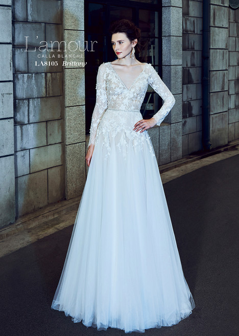 Brittany (LA8105) Wedding                                          dress by L'Amour by Calla Blanche