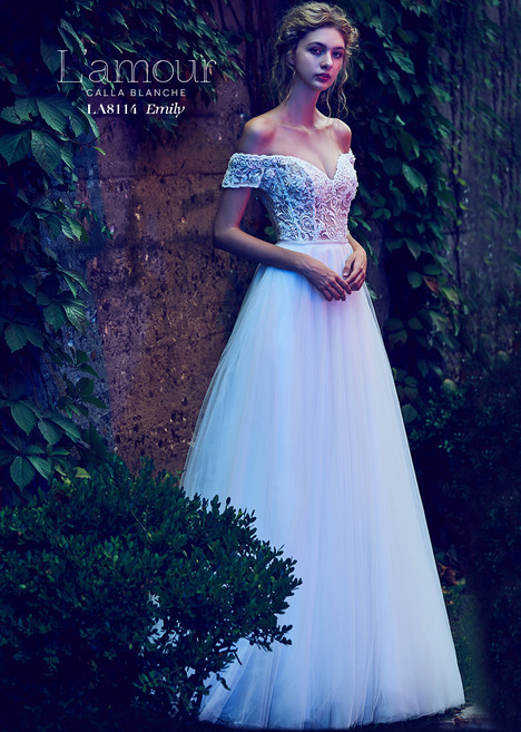 Emily (LA8114) Wedding                                          dress by L'Amour by Calla Blanche