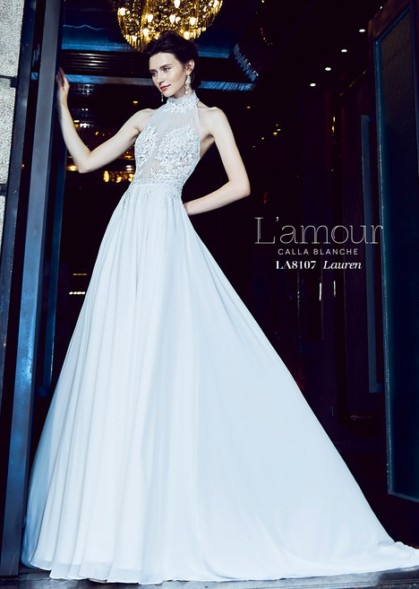 Lauren (LA8107) Wedding                                          dress by L'Amour by Calla Blanche