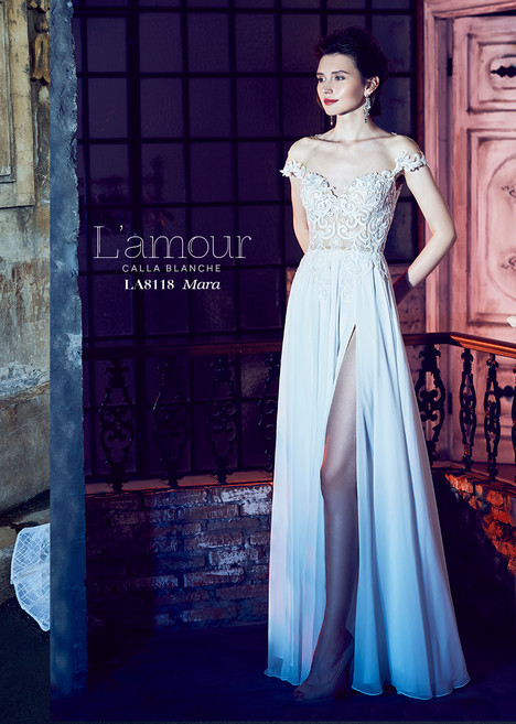 Mara (LA8118) Wedding                                          dress by L'Amour by Calla Blanche