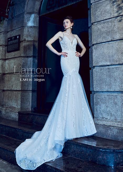 Megan (LA8116) Wedding                                          dress by L'Amour by Calla Blanche