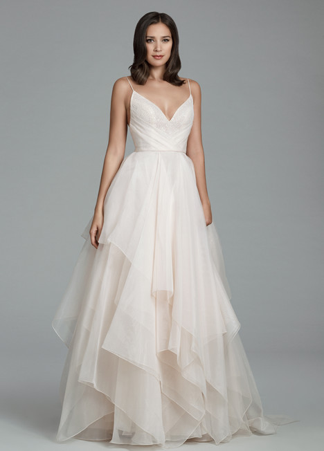 2805 Wedding                                          dress by Tara Keely