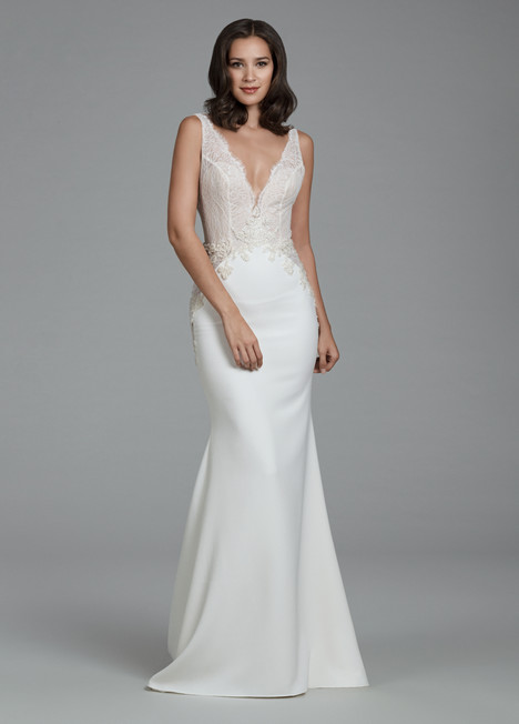 2806 Wedding                                          dress by Tara Keely