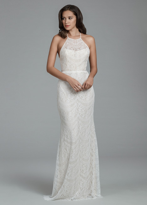 Wedding                                          dress by Tara Keely by Lazaro