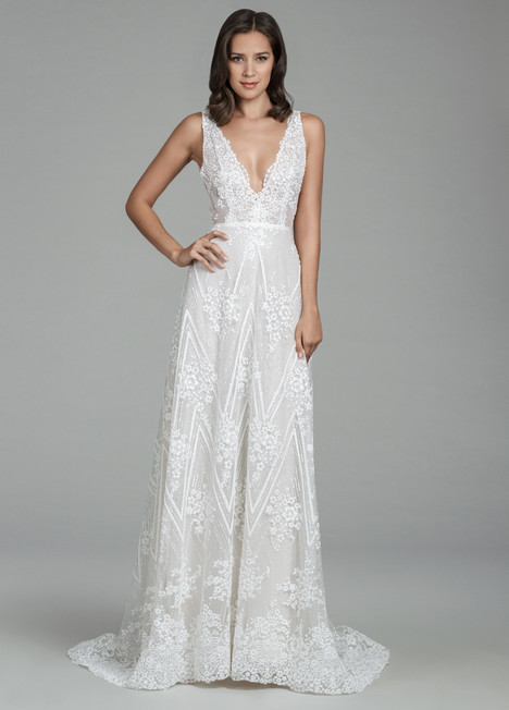 2810 gown from the 2018 Tara Keely collection, as seen on dressfinder.ca