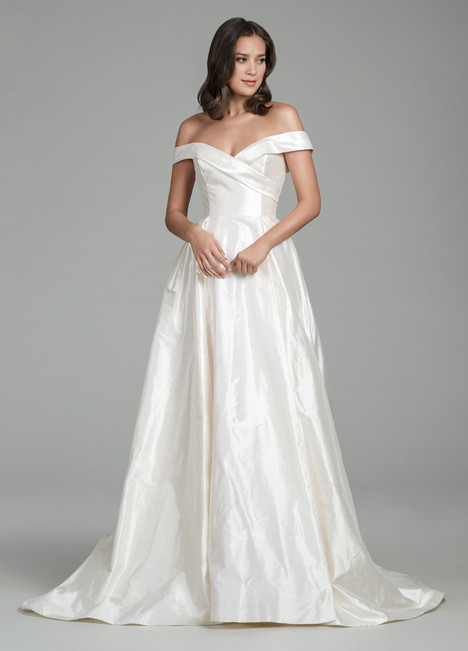 2811 Wedding                                          dress by Tara Keely