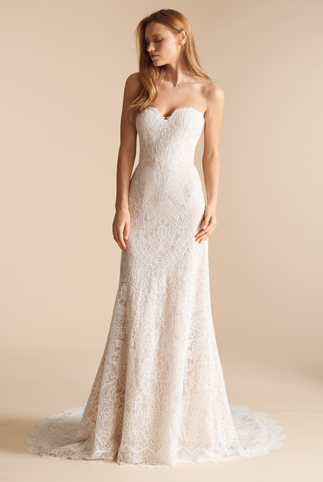 Addie Wedding                                          dress by Ti Adora by Allison Webb