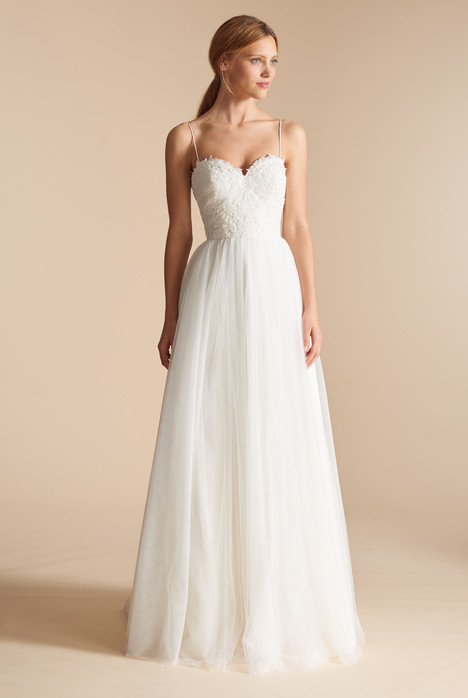 Austyn Wedding                                          dress by Ti Adora by Allison Webb
