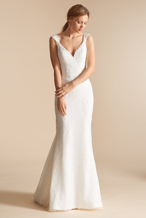 Halette Wedding                                          dress by Ti Adora by Allison Webb