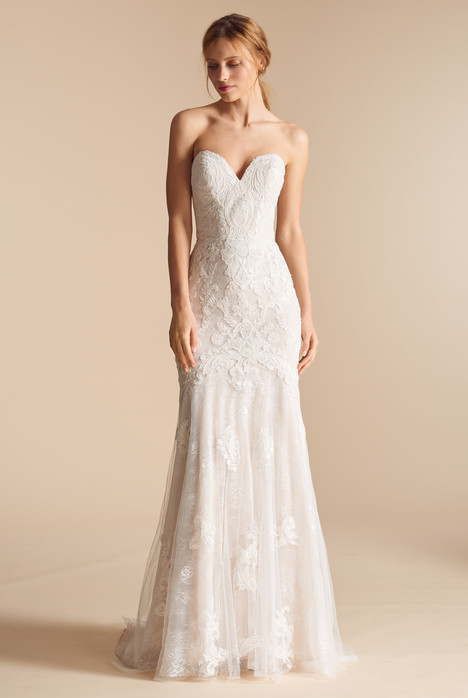 Naomi Wedding                                          dress by Ti Adora by Allison Webb