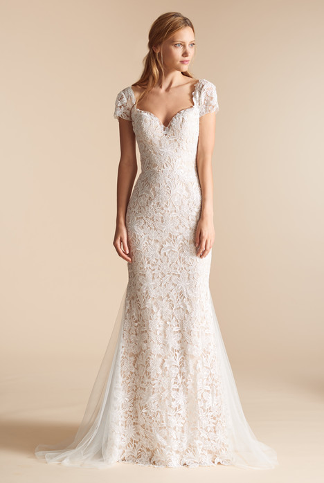 Roselyn Wedding                                          dress by Ti Adora by Allison Webb