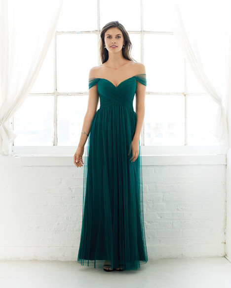 5330L (2) Bridesmaids                                      dress by Colour by Kenneth Winston
