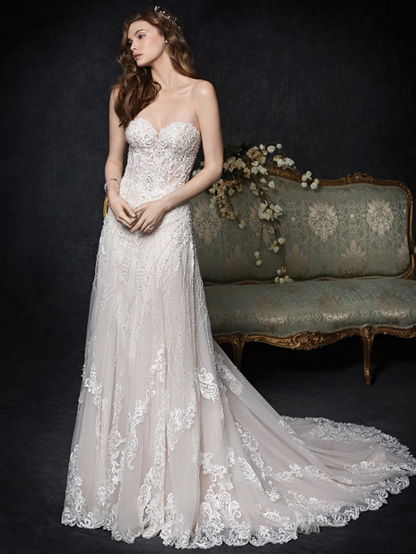 1760 gown from the 2018 Kenneth Winston collection, as seen on dressfinder.ca