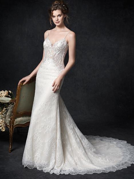 1762 Wedding                                          dress by Kenneth Winston