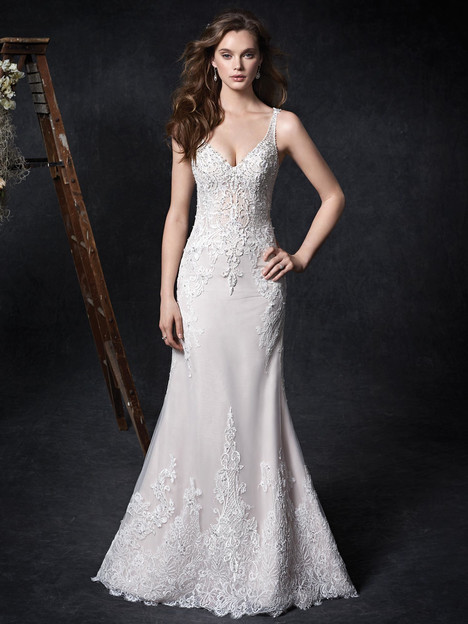1773 gown from the 2018 Kenneth Winston collection, as seen on dressfinder.ca