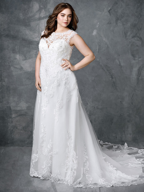 3413 Wedding                                          dress by Femme by Kenneth Winston