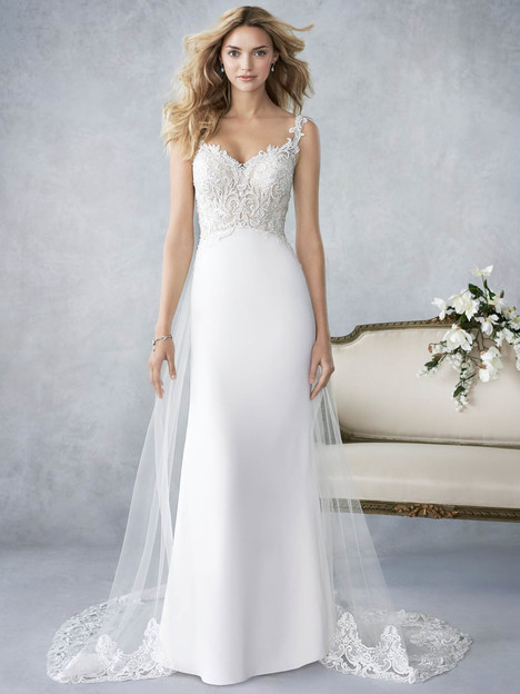 BE419 Wedding                                          dress by Ella Rosa