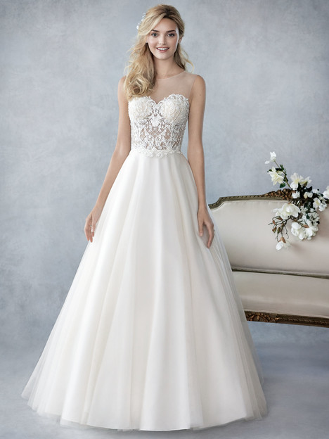 BE420 Wedding                                          dress by Ella Rosa