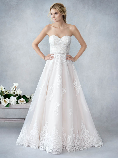 BE421 Wedding                                          dress by Ella Rosa