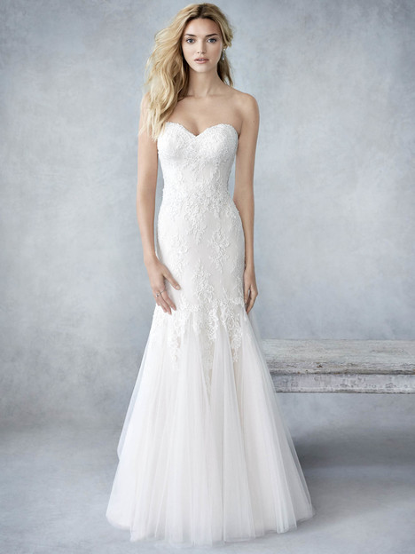 BE422 Wedding                                          dress by Ella Rosa