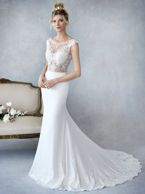 BE423 Wedding                                          dress by Ella Rosa