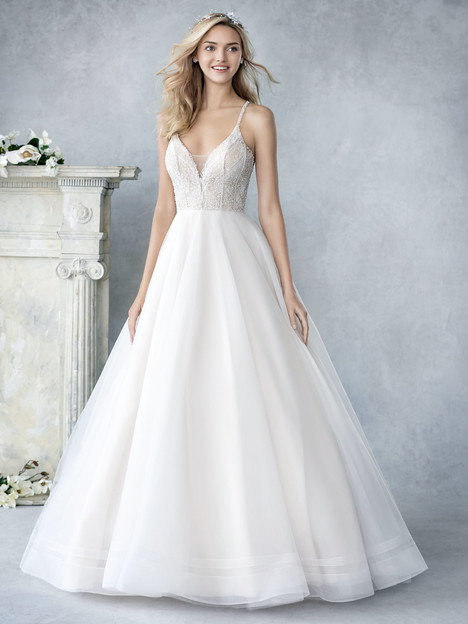 BE424 Wedding                                          dress by Ella Rosa