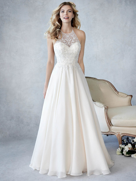 BE427 Wedding                                          dress by Ella Rosa