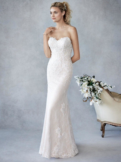 BE428 Wedding                                          dress by Ella Rosa