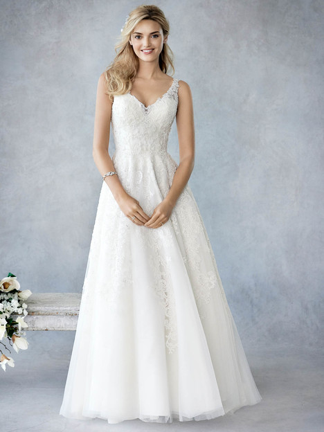BE429 Wedding                                          dress by Ella Rosa