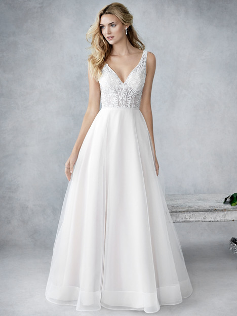 BE430 Wedding dress by Ella Rosa