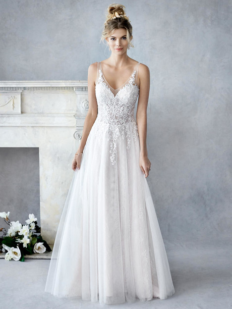 BE432 Wedding                                          dress by Ella Rosa