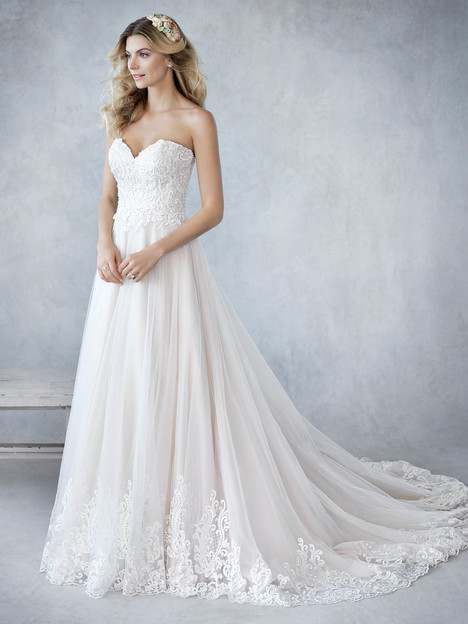 BE433 Wedding                                          dress by Ella Rosa